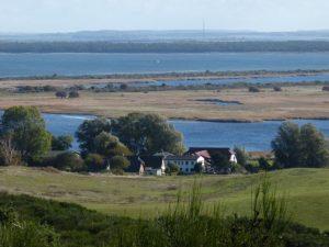 mecklenburg-vorpommern - hiddensee mit meer und natur